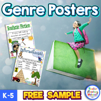 Corrected Posters for the Genre Poster Pack-FREE