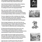 Cortes and Montezuma -- poem, worksheets and puzzle
