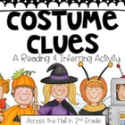 Costume Clues {a Halloween-Themed Inferring and Reading Activity}