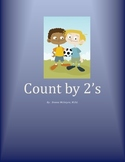 Count by 2's