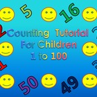 Counting 1 to 100 with Happy Faces