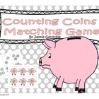 Counting Like Groups of Coins: Matching Game