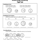 Counting Money Assessment