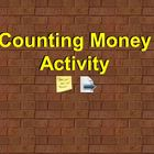 Counting Money Flipchart Activity