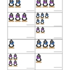 Counting Penguins Numbers 0-5