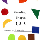 Counting Shapes 1-2-3