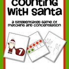 Counting with Santa {A Game of Number Concepts and Memory}