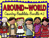Country Booklets BUNDLE (#2)!