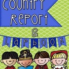 Country Report Booklet. 4th, 5th, 6th grades
