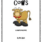 Cows - A Nonfiction Text