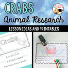 Crab Unit: Animal Research for Primary