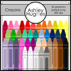 Crayons {Graphics for Commercial Use}