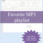 Create MP3 Playlist with Microsoft Excel 2000 - 2010