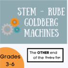 STEM: Creating a Rube Goldberg Machine