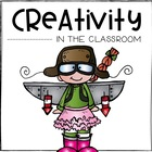 Creativity! Activities & anchor charts for creative thinki