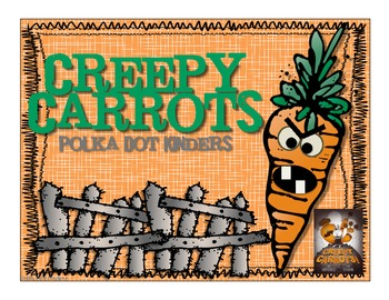 Creepy Carrots by Aaron Reynolds