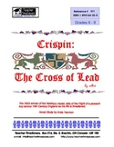 Crispin: The Cross of Lead by Avi - Grades 6-8