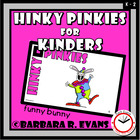 Critical Thinking Kids Love -- Hinky Pinkies for Kinders