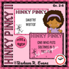 Critical Thinking Kids Love -- Hinky Pinky II