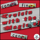 Cruisin with the Magic E! CVCE Literacy Center~Common Core