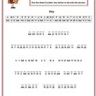 Cryptogram Puzzle: Dewey Decimal Classification System | L