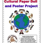 Cultural Paper Doll and Poster Project