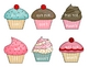 Cupcake Contractions {Literacy Center/Small Group Activity}