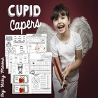 Cupid Capers ~ a Valentine's Day Unit { literacy, math, ce