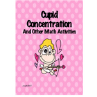 Cupid Concentration and Other Sweet Math Activities