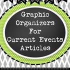 Current Events Graphic Organizers