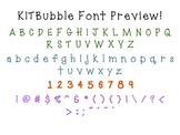 Cute Dotted Font!