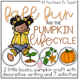 Cute as a Pumpkin {Informational Reading and More}
