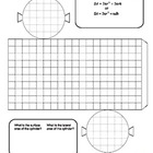 Cylinder Net - Surface Area Activity