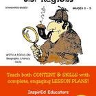 D1502 U.S. Regions COMPLETE eBOOK UNIT!