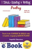 D7101 Poetry - COMPLETE eBOOK UNIT