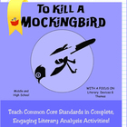 D7203 To Kill a Mockingbird - Complete Ebook Literature Unit