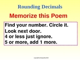 DECIMALS ROUNDING a Powerpoint Presentation