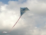 DIAMOND KITE KITS - KITES, AN EXCELLENT TEACHING TOOL