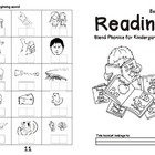 DIGRAPHS for KINDERGARTEN