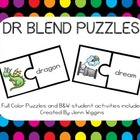 DR Blend Puzzles ~ 18 Puzzles Plus Follow Up Activities