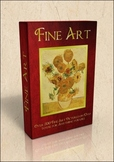 DVD - Fine Art - Over 500 public domain images to use for