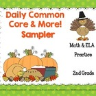Daily Common Core & More {Sampler}