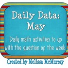 Daily Data and Question of the Week for May
