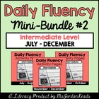 """Daily Fluency"" Intermediate-Level {Mini-Bundle #2}"