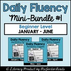"""Daily Fluency"" Primary-Level {Mini-Bundle #1}"