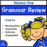 Daily Grammar Review
