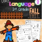 Daily Language 2 (Fall) First Grade