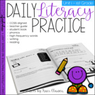 Daily Literacy Practice - UNIT 1