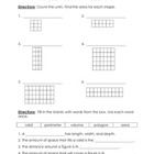 Daily Math Practice (D.M.P.) Grade 3 - Week 23 Test