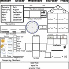 Daily Math Worksheets Common Core Aligned for Smart Math Meeting